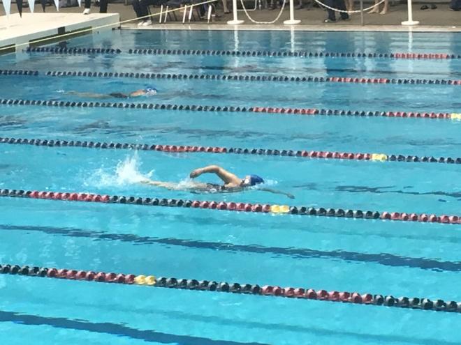 ValerieSwimming
